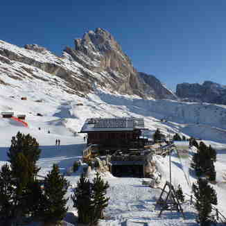chill out on the seceda, Val Gardena