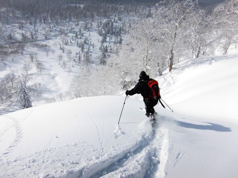 Asahidake Backcountry