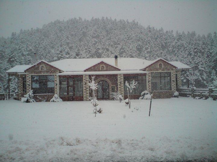 ΣΤΥΓΑ-STYGA(restaurant), Kalavryta Ski Resort