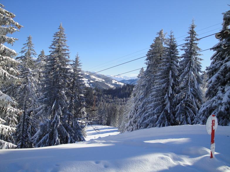 Balderschwang snow