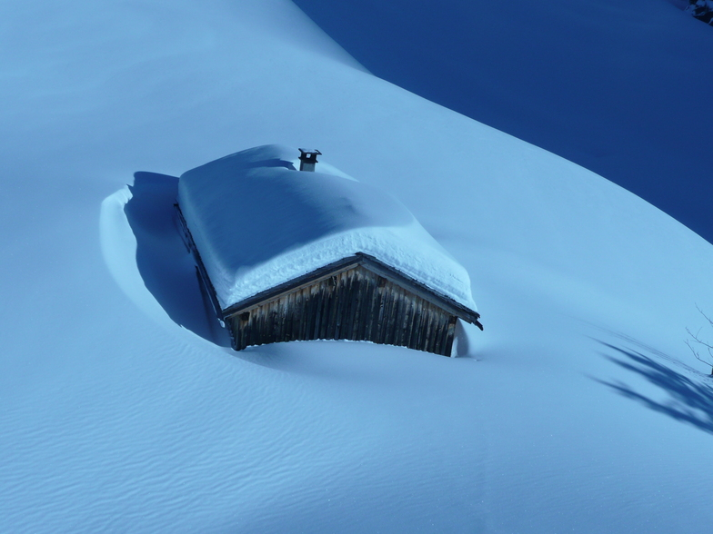 Snowy Retreat, Warth-Schröcken