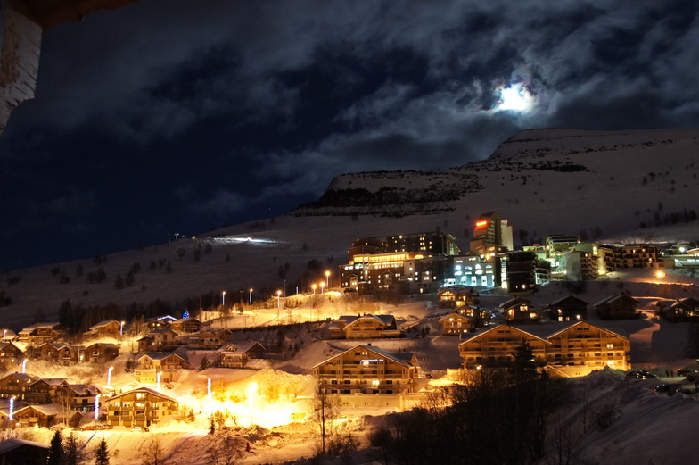 Moonlight, Les Deux Alpes