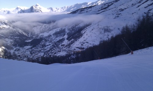 Valloire Ski Resort by: David