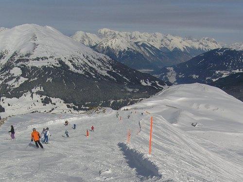 Fiss  Reiseführer Skiort