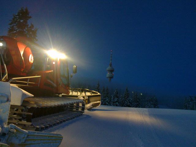 Mount Snezhanka - The Europa Ski Cup Preparations, Pamporovo