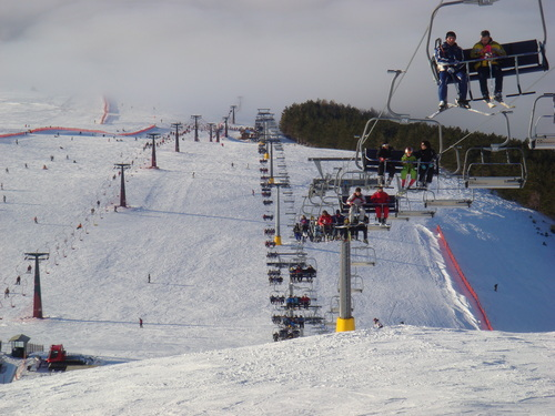 Ussita Frontignano Ski Resort by: Ivan Liberati