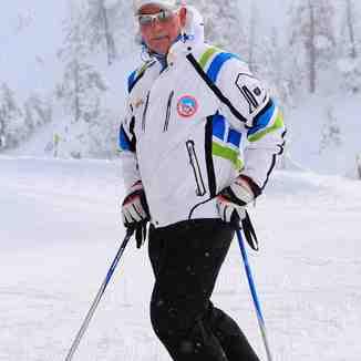 kayak hocası Dr. Feyzullah KOCA, Kartalkaya