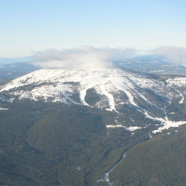 view of baldy, Baldy Mountain Resort