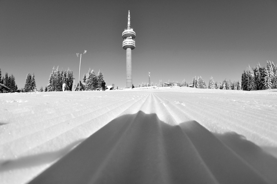 Winter in Pamporovo