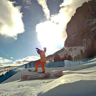 Jump, Val Gardena