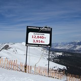 Top of Peak 8 Breckenridge