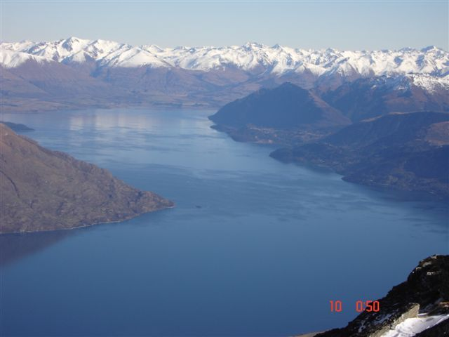 View from Remarkables