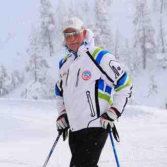 kayak hocası, Erciyes Ski Resort