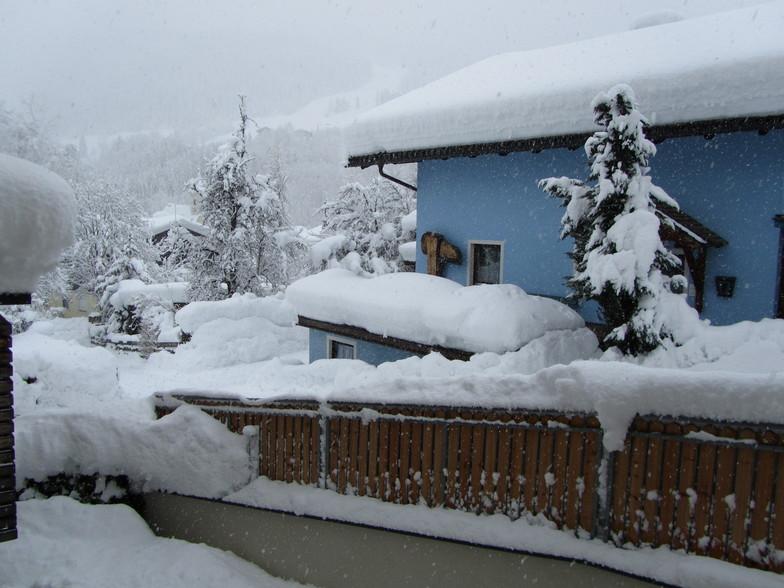 Wagrain Village Jan 2012