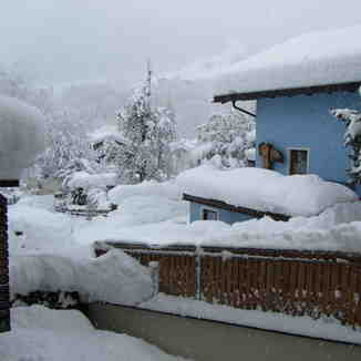 Wagrain Village Jan 2012
