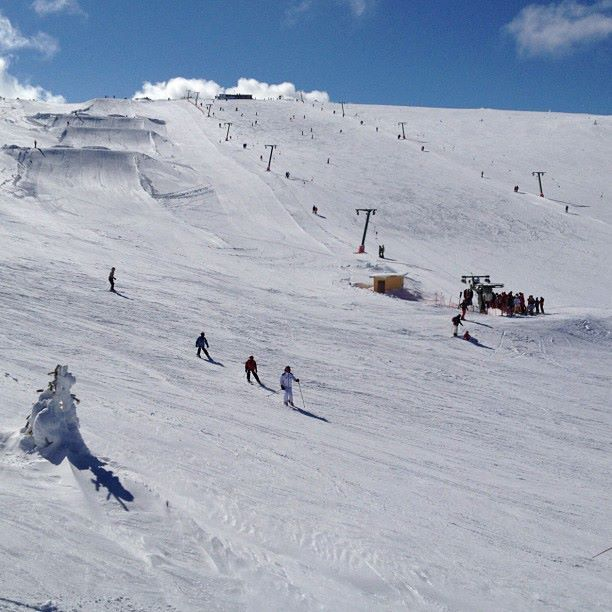 Resul dede slope, Kartalkaya