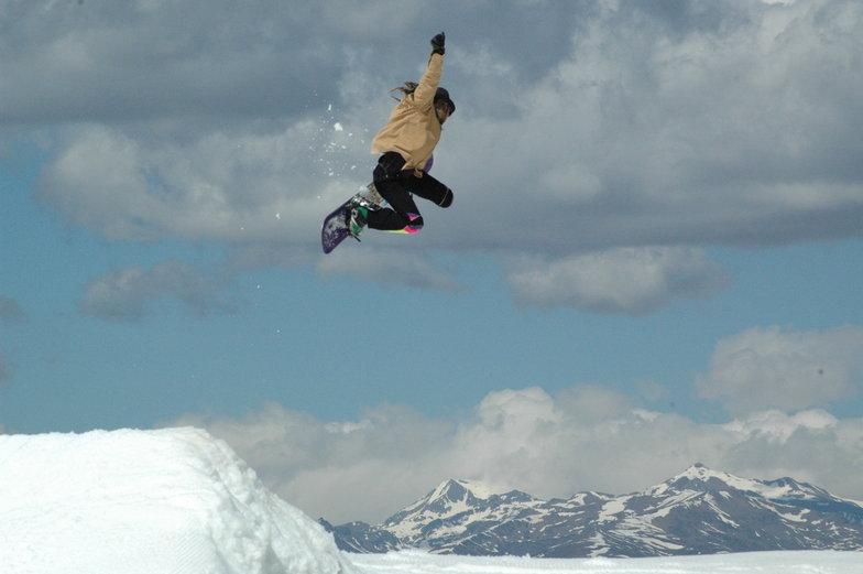 salton!, Sierra Nevada