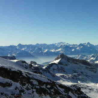 View from the top !, Zermatt
