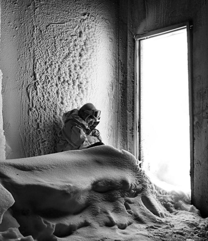 Sunrise Shelter, Timberline
