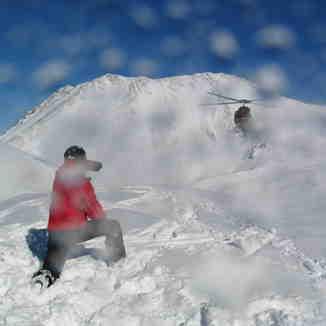 Heli ski, Bansko
