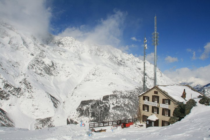 VERNISSAGE berghaus plattjen, Saas Fee