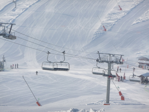 Les Saisies Ski Resort by: joanne nye