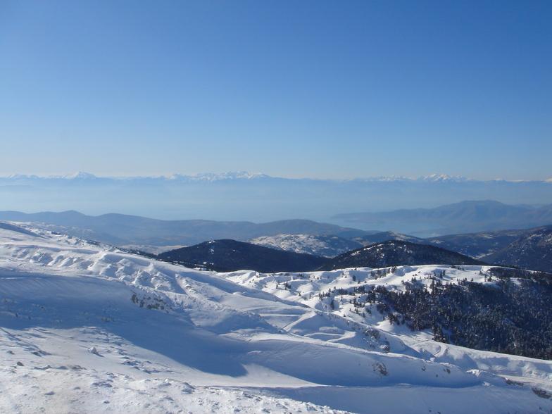 parnassos 2012, Mount Parnassos