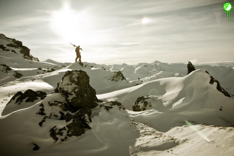 2012-01-27   Hike, Hochfügen