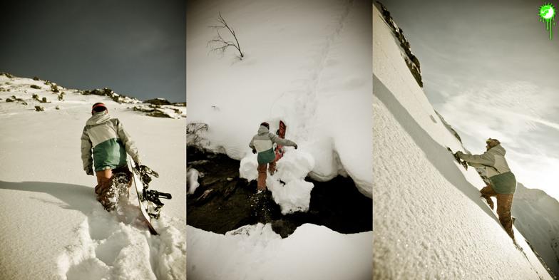 2012-01-27 | Hike, Hochfügen