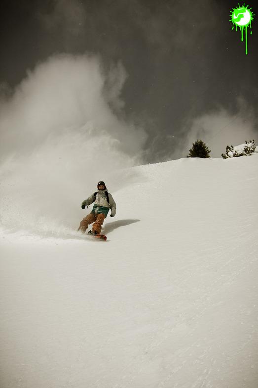 2012-01-23 | Spray, Mayrhofen