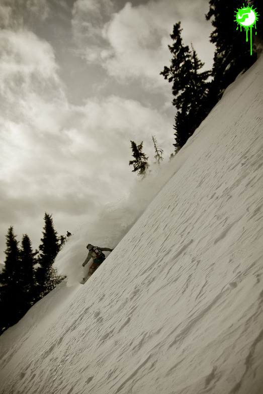 2012-01-23   Spray, Mayrhofen