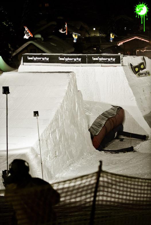 2012-01-27 | DoubleBackflip, Gerlos