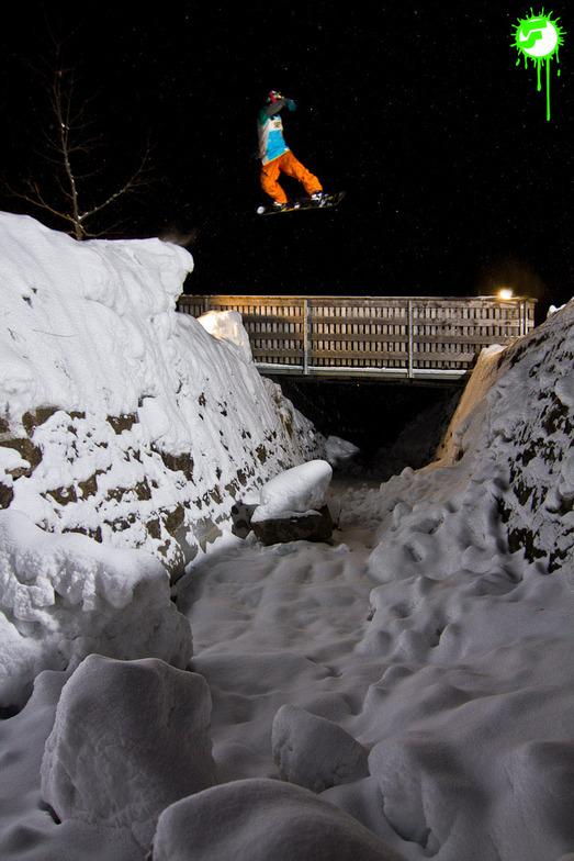 Diedamskopf snow