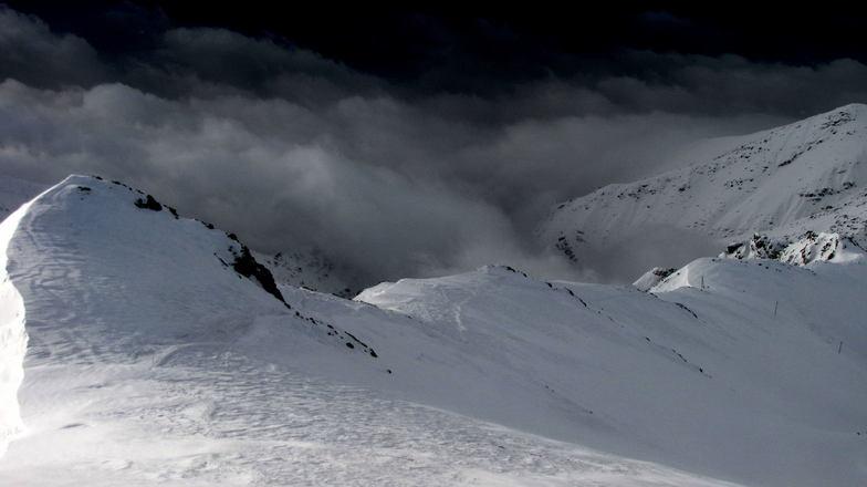در راه قله, Tochal