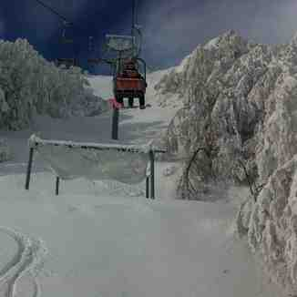 Only chairlift!, Sarnano-Sassotetto