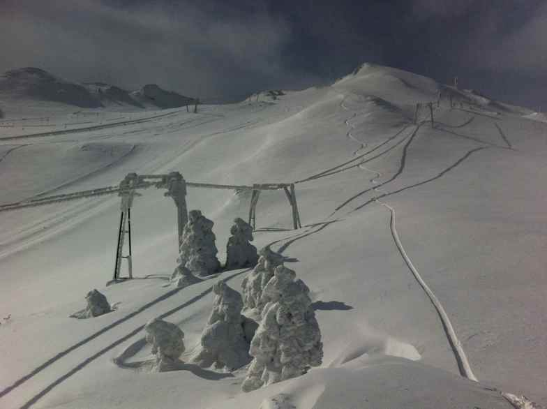 Sarnano-Sassotetto snow
