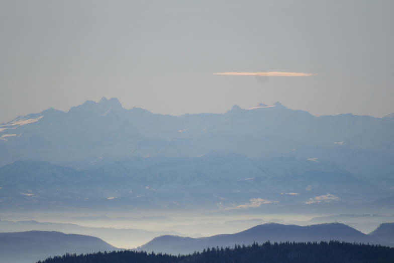 view over switzerland, Feldberg