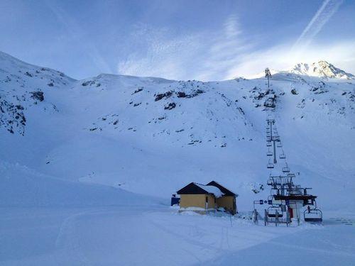 Fuentes de Invierno Ski Resort by: Juansan Asturias