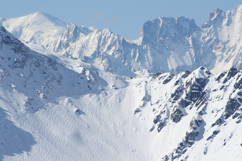 MontBlanc Chassoure, Verbier