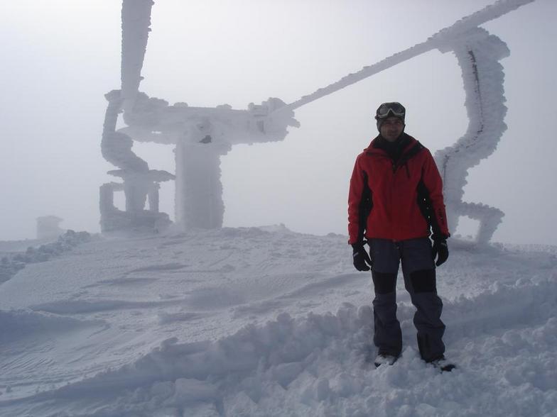 stiga 2012, Kalavryta Ski Resort