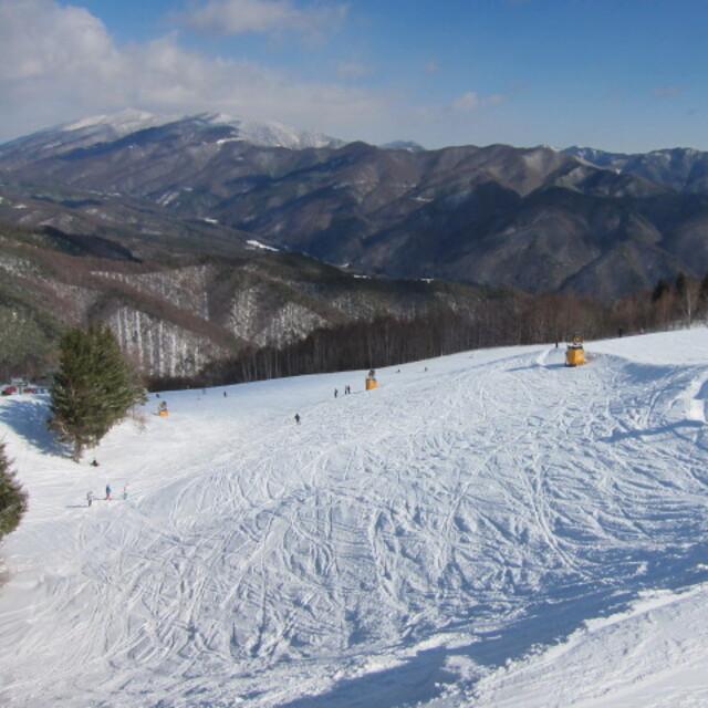 Dry snow, Yabuhara Kogen