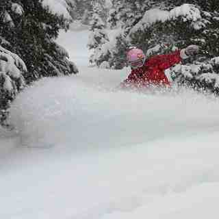 Finally Park City gets a powder day!