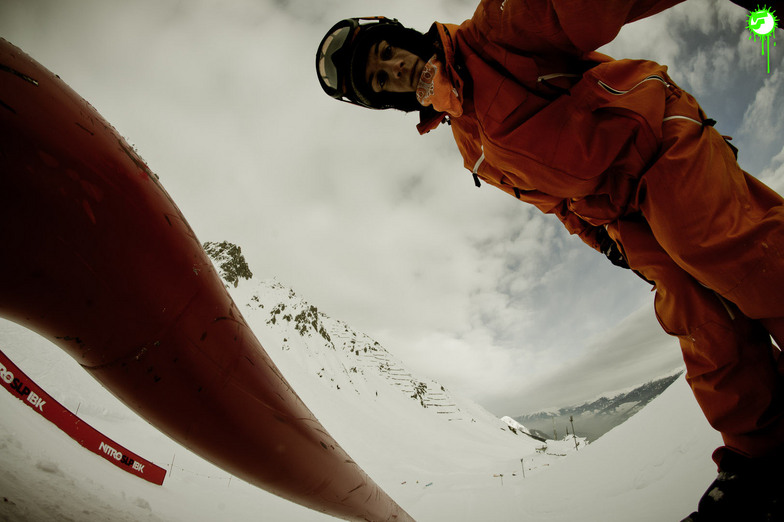 2012-02-10  , Nordkette
