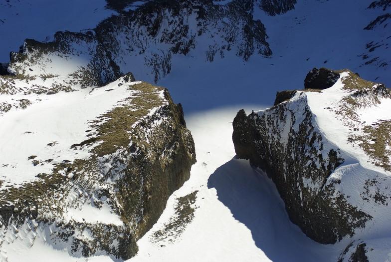wolf's gate, Mt Elbrus