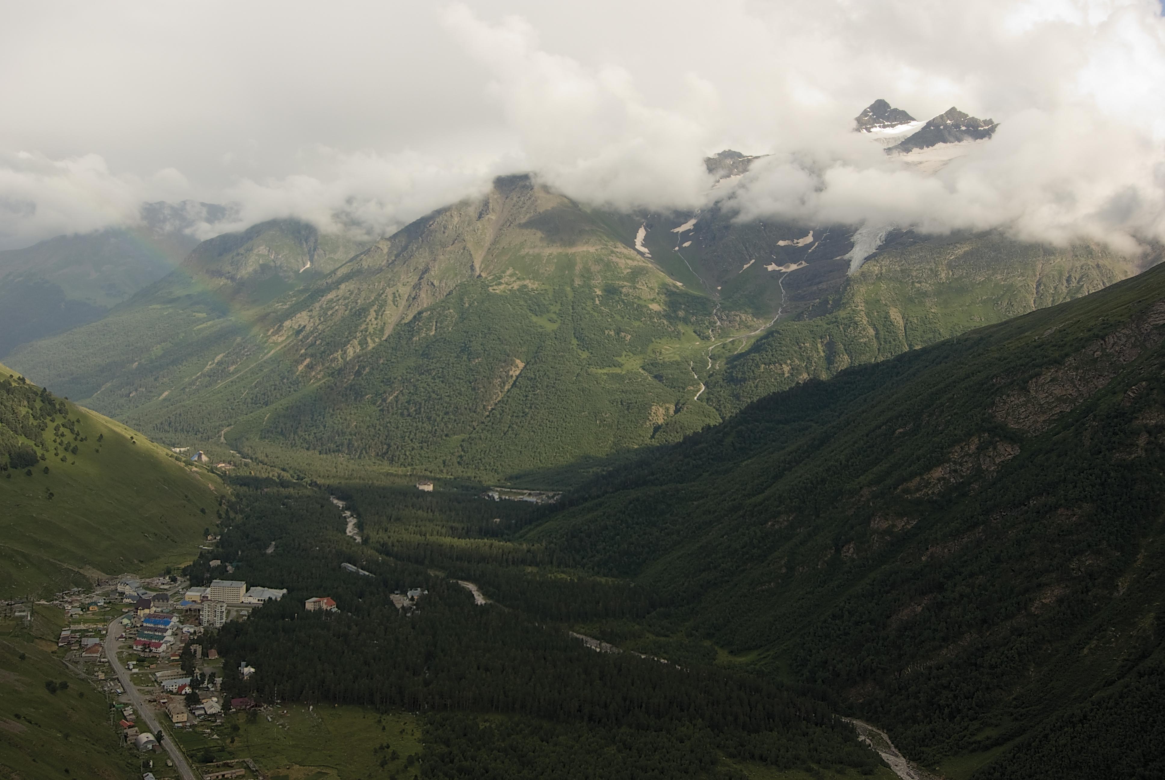 Terskol, Mt Elbrus