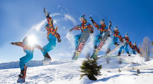 Kronplatz Ski Resort by: Dennis van de Water