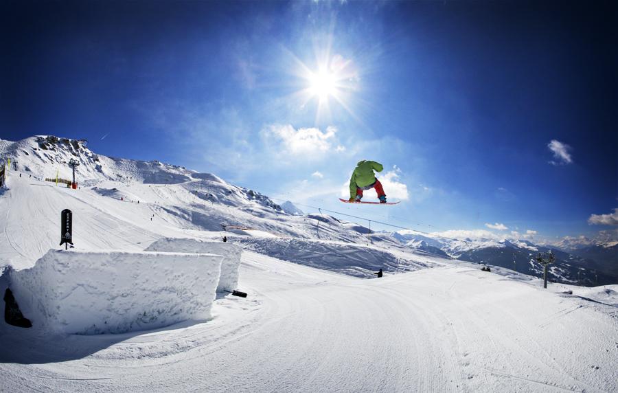 Les Arcs Οδηγός Χιονοδρομικού Κέντρου