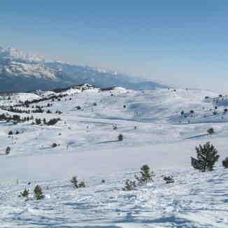 Secteur du Jas, Gréolières Les Neiges
