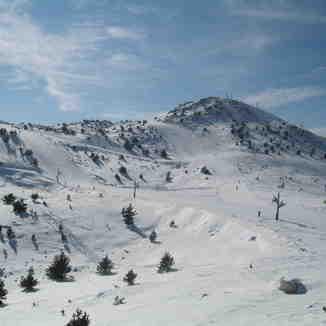 Haut Cheiron, Gréolières Les Neiges