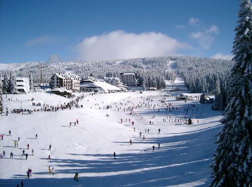 Kopaonik Ski Resort by: Predrag Djordjevic